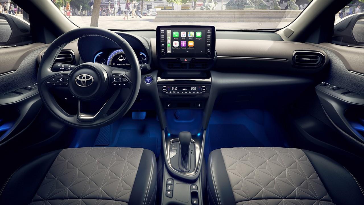 Toyota Yaris Cross - interior