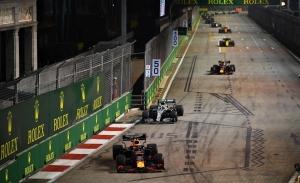 Singapur, el primero de los GP dudosos en caerse del calendario de F1