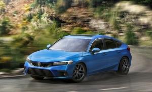 El nuevo Honda Civic Hatchback 2022 llega con nuevo estilo y cambio manual
