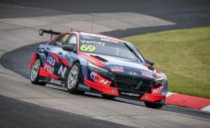 El Hyundai Elantra N TCR ya gana en el WTCR con Jean-Karl Vernay