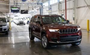 El Jeep Grand Cherokee L 2021 ya está en producción y va camino de los concesionarios
