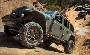 Filtrado el nuevo Jeep Wrangler Xtreme Recon Package, la versión anti-Bronco más radical