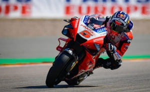 Johann Zarco, caída y brillante pole en el GP de Alemania de MotoGP