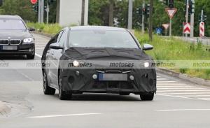 Nuevas fotos espía del KIA ProCeed Facelift 2022 de pruebas en carretera