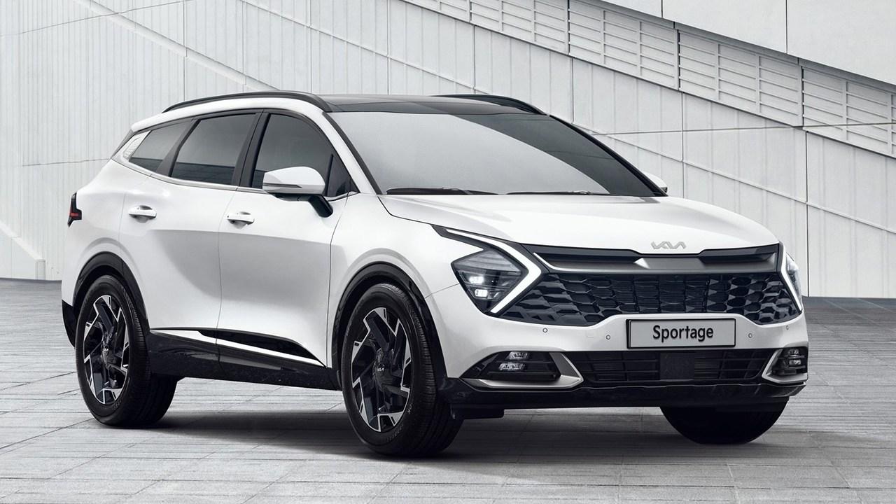 KIA Sportage 2022, renovación total para un SUV de referencia