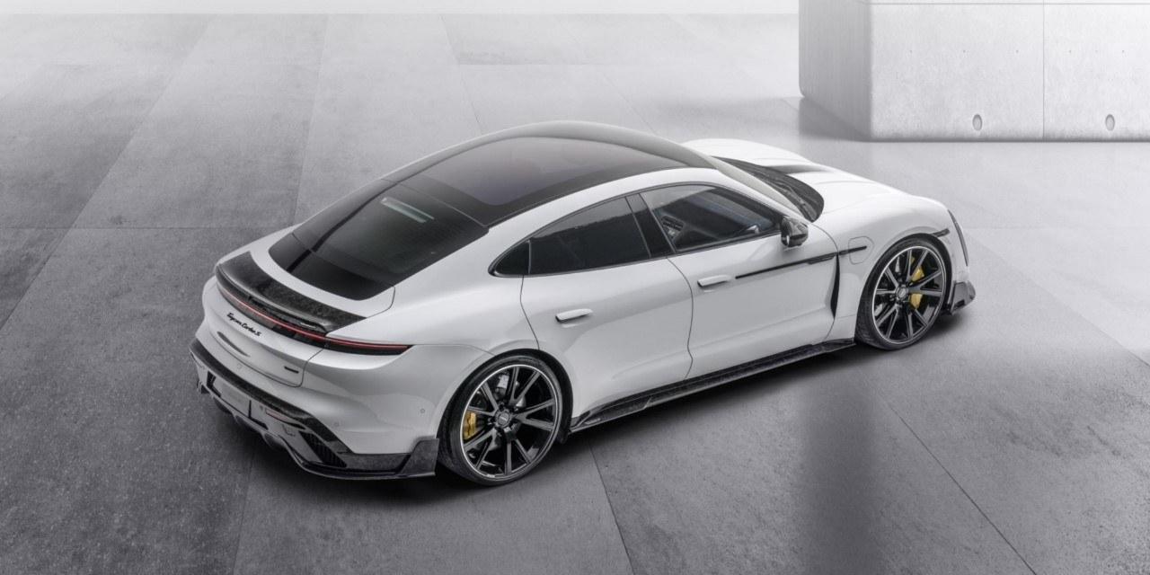 Mansory Porsche Taycan - exterior