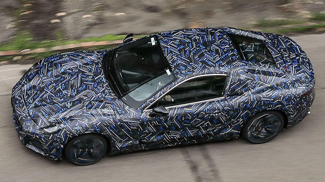 El nuevo Maserati GranTurismo 2022 al detalle en estas primeras fotos oficiales