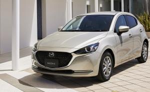 La edición especial Sunlit Citrus hace del Mazda2 un coche más elegante y estilizado