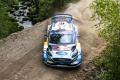 Adrien Fourmaux se vuelve a subir al Ford Fiesta WRC en el Safari Rally
