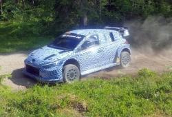 Ott Tänak lidera un nuevo test del Hyundai i20 N Rally1 en Finlandia