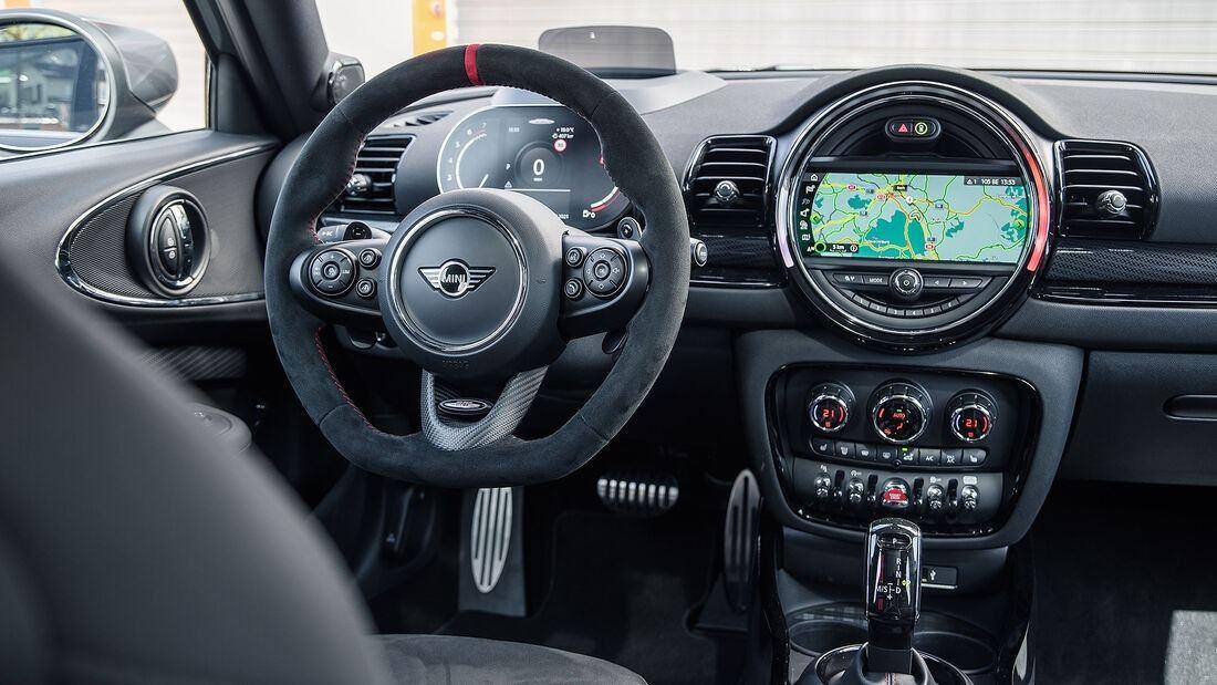 Foto MINI John Cooper Works Clubman All4 GP Inspired - interior