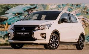 El Mitsubishi Space Star Cross, el utilitario se crossoveriza para Portugal