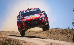 Neuville, Tänak y Breen pilotarán para Hyundai en el Rally de Estonia