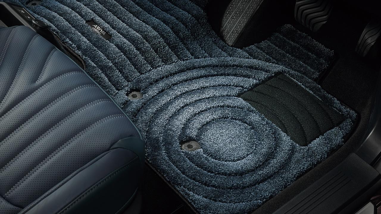 Nissan Ariya Limited Edition - alfombrillas