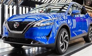 El nuevo Nissan Qashqai con motores electrificados ya está siendo producido