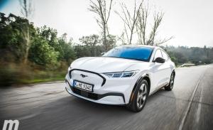 Noruega - Mayo 2021: El Ford Mustang Mach-E llega por todo lo alto