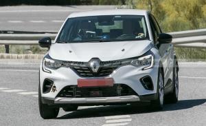 El futuro de los Renault híbridos escondido en este Captur
