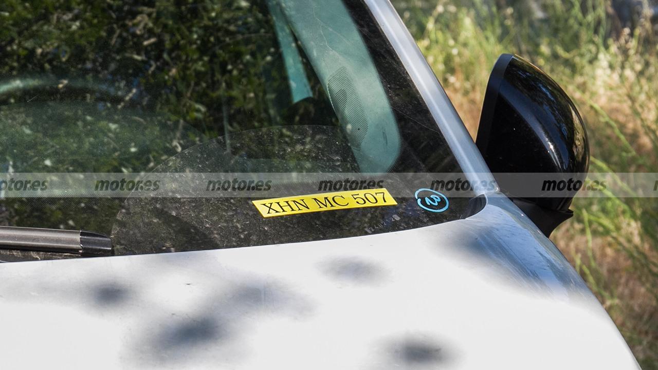 Foto espía de la mula mecánica del motor 1.2 TCe de Renault