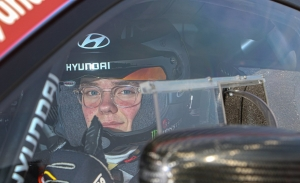 Oliver Solberg se une a última hora a la lista de inscritos del Safari Rally