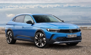 Adelanto del futuro Opel Astra Cross 2023, la tercera carrocería del compacto