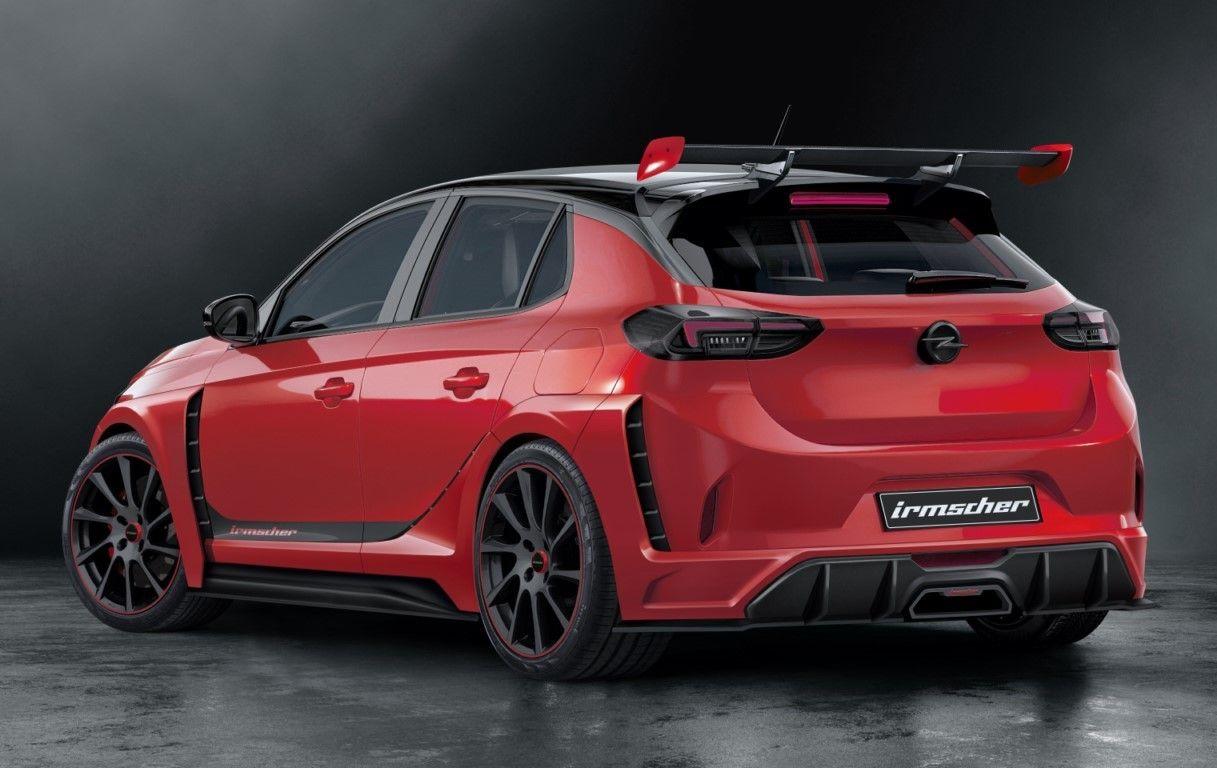 Foto Irmscher Opel Corsa iRC - exterior
