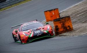 La parrilla de la Sprint Cup en Misano crece hasta los 30 vehículos GT3