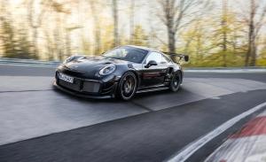 El Porsche 911 GT2 RS vuelve a destrozar el crono en Nürburgring