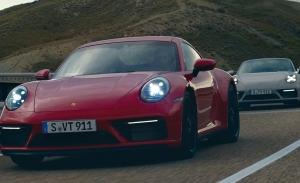 Porsche 911 GTS 2022, más potencia y cambio manual para los puristas