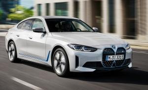 El nuevo BMW i4, un coche eléctrico con hasta 590 km de autonomía, ya tiene precios