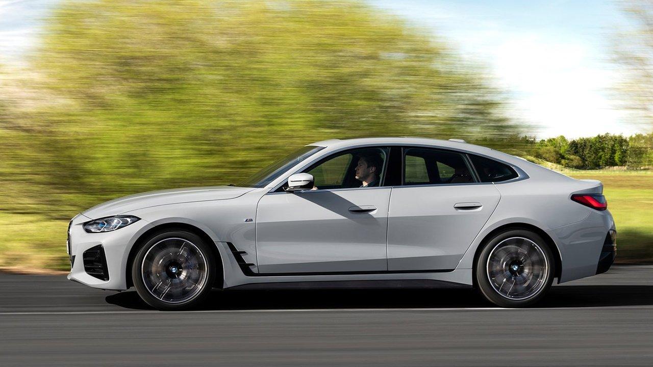 BMW Serie 4 Gran Coupé 2022 - lateral