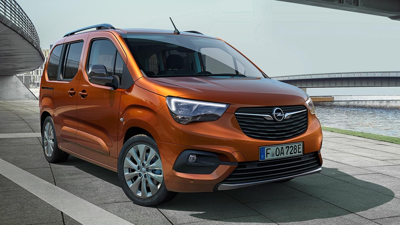 Opel Combo-e Life, todos los precios de una interesante furgoneta eléctrica