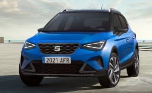 SEAT Arona 2021, el exitoso SUV español ya tiene precios