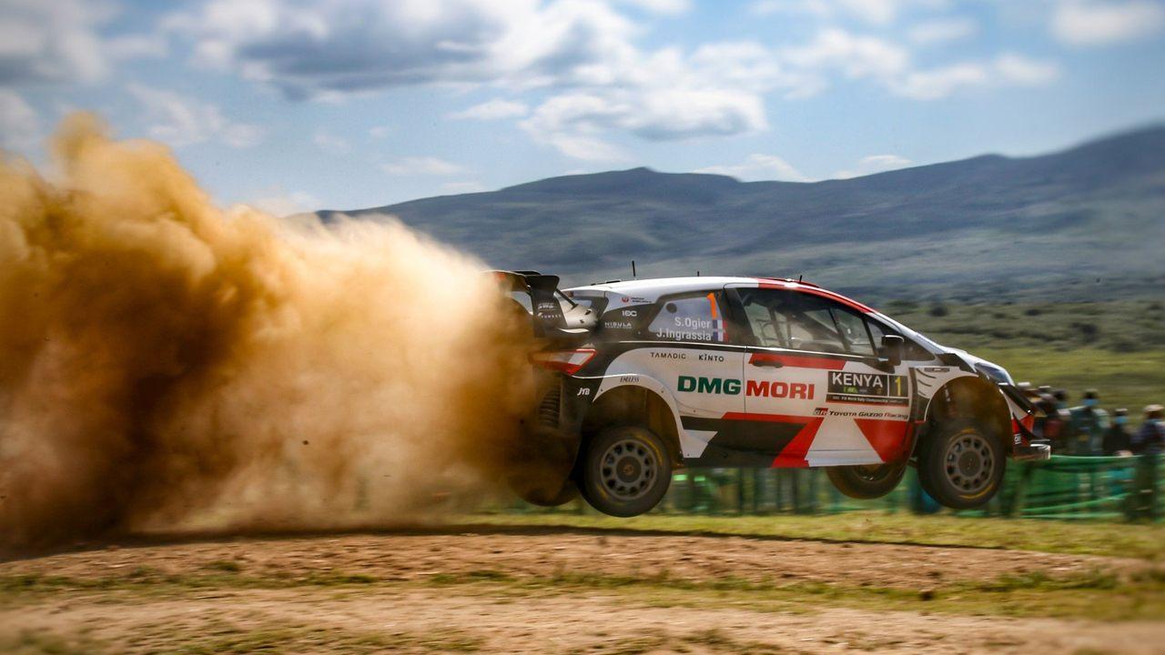 Previo y horarios del Safari Rally de Kenia del WRC 2021