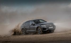 Prueba Audi Q5 Sportback 2021, expresivo y dinámico