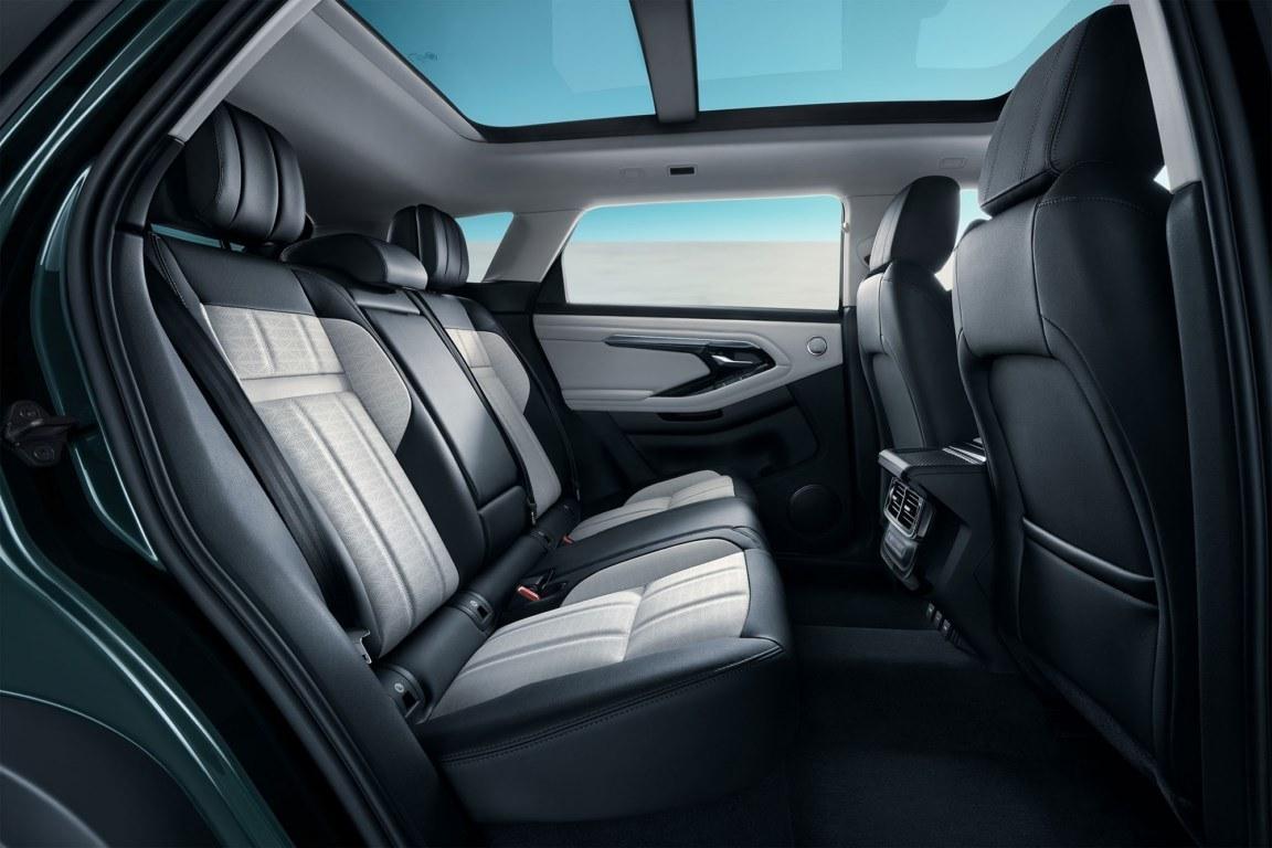Foto Range Rover Evoque L China - interior