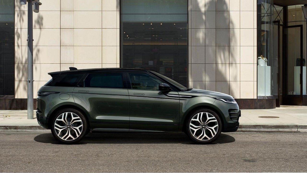 Foto Range Rover Evoque L China - exterior