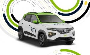"""Zity de Renault añadirá al Dacia Spring a su flota """"car sharing"""" de Madrid y París"""