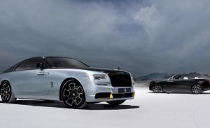 Rolls-Royce Landspeed Collection, una edición especial más deportiva