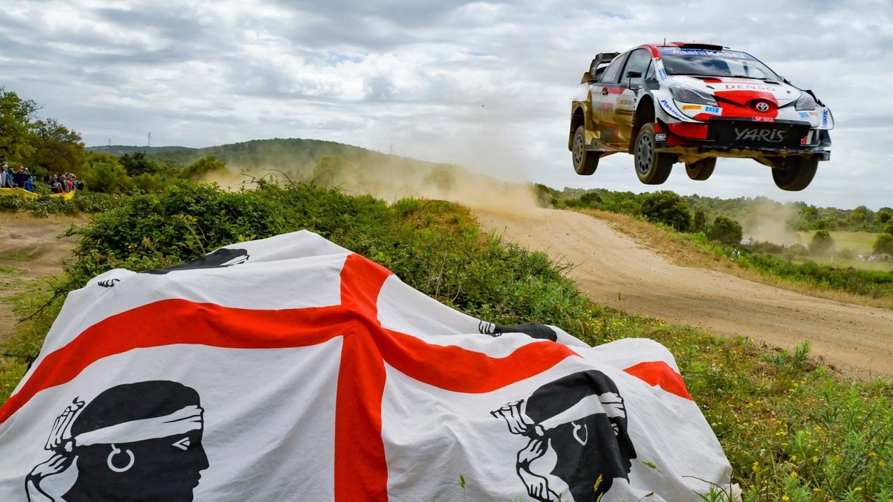 Sébastien Ogier se hace con el triunfo en el Rally de Italia-Cerdeña más duro