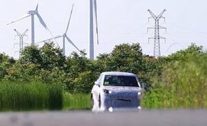 El esperado SUV eléctrico de Smart ha sido fotografiado en la lejana China
