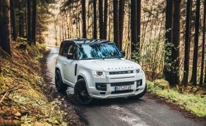 Startech pone su toque especial en el Land Rover Defender 90