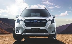 Subaru Forester Restyling 2022, el SUV japonés recibe novedades interesantes