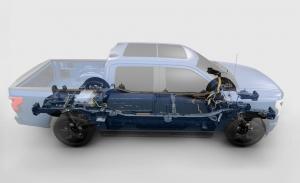 Ford supera a Tesla con la tecnología de baterías del futuro Ford F-150 Lightning