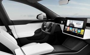 ¡Confirmado! los primeros ejemplares del Tesla Model S 2021 han llegado sin volante convencional