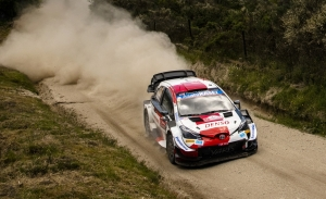 Toyota quiere mantener su racha positiva en el Rally de Italia-Cerdeña