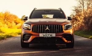 Väth transforma el Mercedes-AMG GLB 35 en un SUV muy deportivo