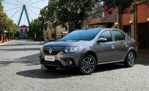 Colombia - Mayo 2021: El Dacia Logan de Renault sigue mejorando