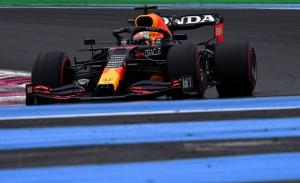 Verstappen rompe el dominio de Hamilton en las poles de Francia