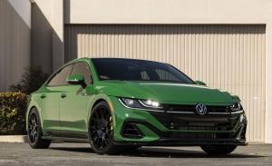 Volkswagen presenta un atractivo y deportivo prototipo único del Arteon en América