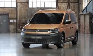 El nuevo Volkswagen Caddy Pan Americana se estrena en Alemania